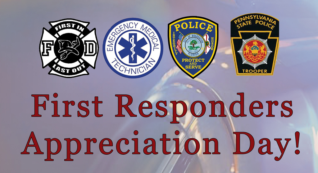 First Responders Appreciation Day