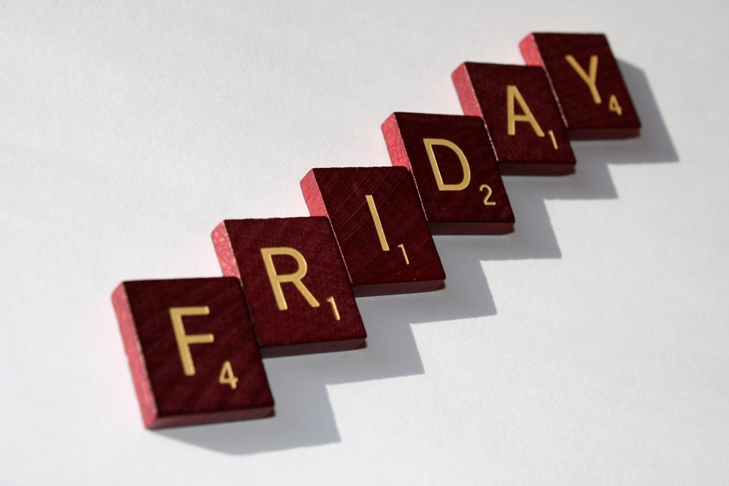 picture of the word Friday