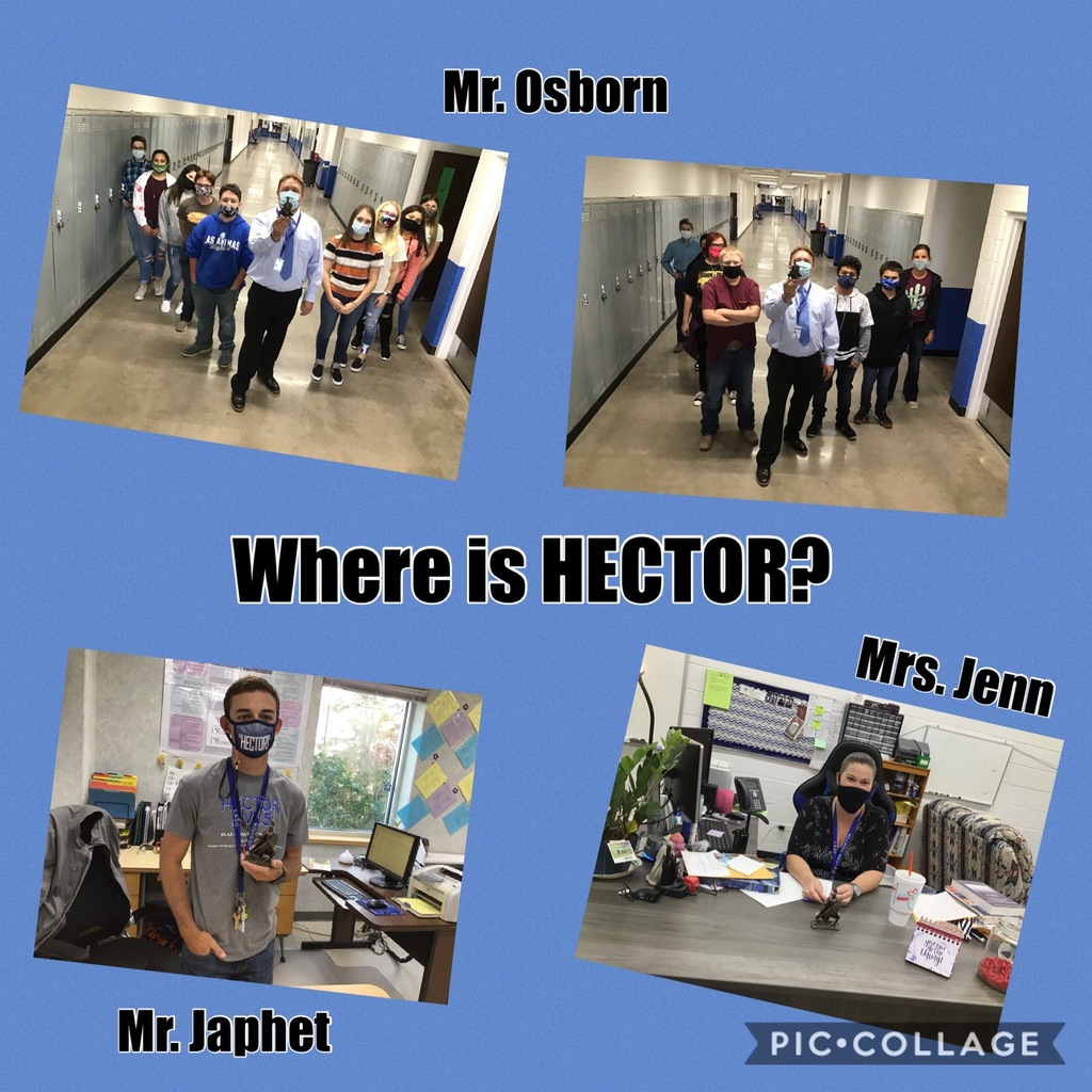 Where is HECTOR pictures