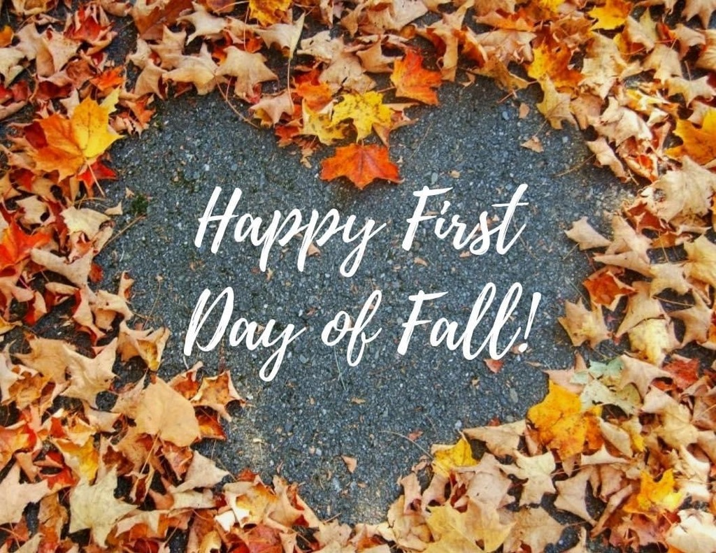 Happy 1st day of fall pic